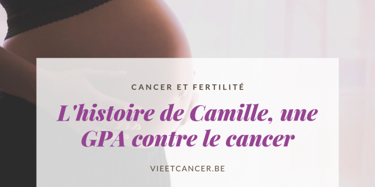 Podcast Bliss Stories : Camille, une GPA contre le cancer